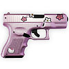 nelc: Possibly a Glock 28 in Hello Kitty colours (Glock)
