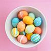 jaxadorawho: (Seasonal ☆ Easter ~ bowl of dyed eggs)