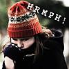 sentientcitizen: Wee!AmeliaPond says, Hrmph! (DW - Amelia Hmph)