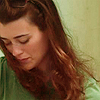 trialia: Ziva David (Cote de Pablo), head down, hair wind-streamed, eyes almost closed. (ncis] ziva - keep your head down)