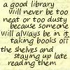 escere: (library)