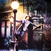 turlough: Gene Kelly singing and dancing in the rain, 'Singing in the Rain' 1952 ((musicals) i'm happy again)