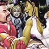 moderators: (She-hulk beats Stark at arm wrestling)