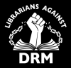 owlmoose: Librarians Against DRM (library - no drm)
