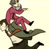 ventusbdaplayer: (piggy ride)
