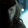 lark_in_flight: Cosette as a child, dirty and ragged, half-obscured by a dark shape (the child who was lost in a wood)