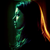 theleaveswant: still from Orphan Black; Sarah Manning (Tatiana Maslany) in profile (Orphan Black)