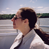 lizwithhat: photo of me in profile with the Hudson river behind me (Default)