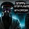 onewhitecrow: Zee Captein from Romantically Apocalyptic telling Snippy to stop playing with Cancer (stoppit)