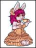 filthyrotten: Chibi Jackalope (cute, Tea)
