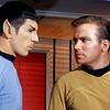 tara: (TOS: Kirk & Spock look)