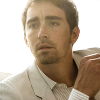 readyaimfuego: Lee Pace as Harry, looking surprised or startled (say what now)