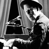 ossobuco: Tom Waits, black and white (tom b/w)