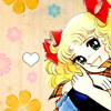"""blackcat: Candy from Candy Candy smiling (Candace """"Candy"""" White- Smile)"""