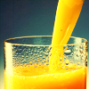 sashajwolf: photo of orange juice being poured (orange juice)