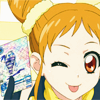 vivillion: (otome with card tongue out)