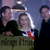 "sashajwolf: photo of Nine, Rose and Jack with text ""menage a trois"" (menage a trois)"