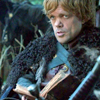 "onthehill: Tyrion Lannister ""books are like a whetstone for the mind"" (thrones)"