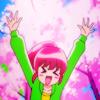 hacha: (❝precure❞ → megumi)