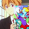 zettaimuri: (Nagisa → Free! Iwatobi Swim Club)