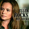 blue_icy_rose: (Ellen rocks my socks!)