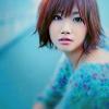 energenki: Otsuka Ai being pretty in blue (Otsuka Ai (blue))