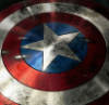 kass: Captain America's shield. (shield)