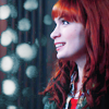 kate: Charlie from Supernatural grinning (SPN: Charlie profile happy)