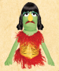 montuos: muppet style portrait (muppet whatnot)