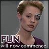 pantswarrior: Seven declares that fun may commence. (fun fun fun fun)