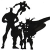 not_brand_event: (Avengers silhouette)
