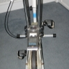 bikingandbaking: photo of an old 80's exercise bike (spin spin spin (there is a season))