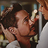 mortalcity: Tony Stark, looking up at Pepper Potts adoringly (Marvel | and the world was in her smile)