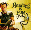 athra: ([Firefly] reading is FUN!)