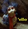 simplysly: (worm 'ello)