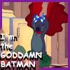 luxshine: (Goddam Batman)