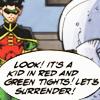 luxshine: (Robin Surrender)