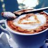 writing2death: (Random - heart coffee)