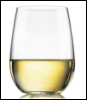 kass: glass of white wine (white wine)