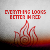 athra: ([Avatar] everything looks better in red)