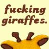 athra: ([friends] fucking giraffes)