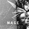athra: ([wow] b&w mage)