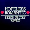 cridecoeur: (hopeless romantic seeks)