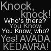 wobblerlorri: (Avada Kedavra)