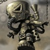 celestion: (steam punk robot)