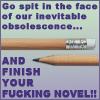 celestion: (write motherfucker)
