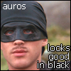auros: (Good in Black)