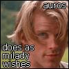 auros: (Milady)