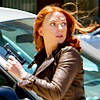 maharetr: Black Widow moving at speed (Black widow, Natasha Romanov)