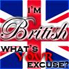 ravenology: (I'm British)